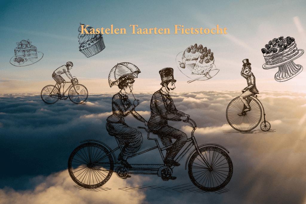 Kastelen taarten fietstocht